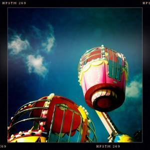 Ferris Wheel, Barry Island, Wales
